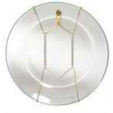 Ook Plate Hanger 30 Lb Gold Finish Gold 7 X 10- Inches