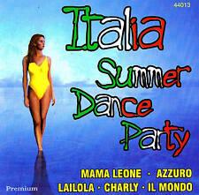ITALIEN SUMMER DANSE PARTY CD 16 Titres NEUF ET DANS L'EMBALLAGE D'ORIGINE