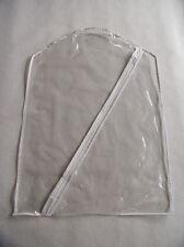 """Clear boys/Garment/Dress Cover/Bag/Protector 21""""X34"""""""