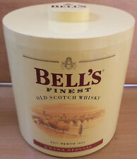 Vhtf Collectible Bell'S Scotch Whisky Plastic Ice Bucket