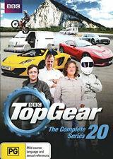 Top Gear Series 20 Twenty DVD R4 BBC Jeremy Clarkson Richard Hammond James May