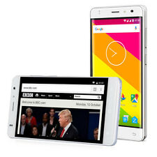 Ultra-Slim 4G Lte Smart Phone 5.0in Android 6.0 Marshmallow Google Play Store