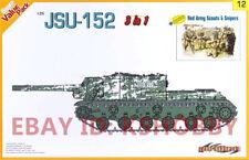 RB Model 35B63 152mm ML-20S SPG JSU-152   1:35