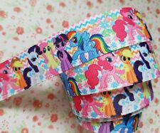 My Little Pony Applejack 22mm Grosgrain Ribbon for card Making or Bows.