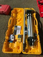 Spectra Precision Laser Receiver And Rod Ll100n Trimble