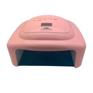 ✅UV LED Nail Lamp - Nail Dryer, Rechargeable LED Gel Lamp - Cordless  - 18P