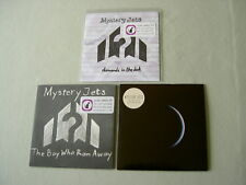 MYSTERY JETS job lot of 3 promo CDs Diamonds In The Dark World Is Overtaking Me