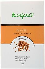 Fenugreek powder -  for hair care and hair growth - 100% Natural