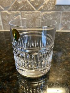 WATERFORD CRYSTAL DOUBLE OLD FASHIONED GLASS-NEW BOLTON