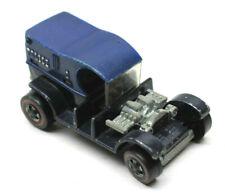 1969 Hot Wheels Paddy Wagon Police Redline Blue Diecast Truck Mattel Made In USA