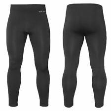 Mil-Tec Sports Quick Dry MENS LONG TIGHTS Pantalón Entrenamiento Negro