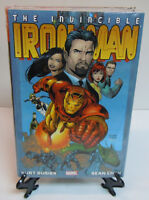 Invincible Iron Man Busiek Chen Marvel Comics Omnibus Brand New Factory Sealed