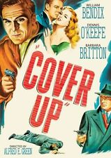 COVER UP - DVD - Region 1 - Sealed