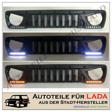 Radiator Grille ANGRY with running lights and turn repeaters Lada Niva
