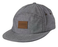 Billabong Bernard Cap 6 Panels Caps Hat Baseball Cap Charcoal Q5cm08 Biw4