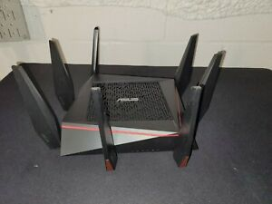 ASUS RT-AC5300 Tri-band Wifi Gigabit MU-MIMO Gaming Router Mint Condition 1owner