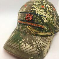 Camo Auburn Tigers The Game Bar Hat - New - SEC Football War Eagle Fast Ship