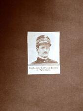 Caduto per la Patria V. Orlandi Bussola di Turi (Bari) WW1 Prima guerra mondiale