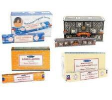 12 Pack Satya Sai Baba Nag Champa Incense Sticks Joss Full Box 12x15G