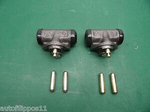 Fiat 127,128,AUTOBIANCHI Wheel Brake Cylinder, Original , New 2 PIECES