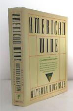 AMERICAN WINE, Blue, COMPREHENSIVE GUIDE, Cookbook