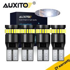 AUXITO Car Light LED Interior Dome Map Light Bulb 6000k White T10 W5W 175 168 4X