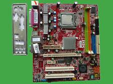 Mainboard MSI P4M890M 7255 VER 1.2 Motherboard mit CPU 2,8 GHz