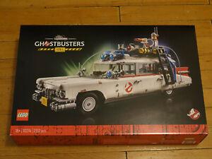 LEGO 10274 Ghostbusters ECTO-1 NEU & OVP