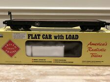 Aristocraft Trains G Scale Canadian National ART 46316 Flat Car with Load