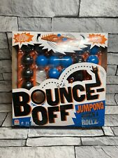 BOUNCE OFF JUMPONG ROCK N ROLLZ GAME COMPLETE MATTEL 2015 NICE CONDITION
