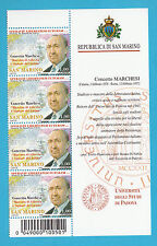 NUOVI SAN MARINO 2008 MAESTRI LIBERTA' CONCETTO MARCHESI DESCRIZIONE LATERALE