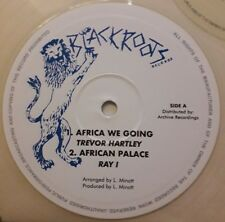 Trevor Hartley-AFRICA we going (Archives/Black Roots) 10 pouces Ultravio!!!