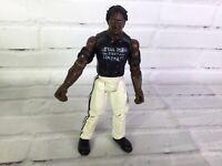 1999 Jakks Pacific Titan Tron Live WWE Booker T Wrestling Action Figure Vintage