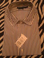 Ralph Lauren Striped Mens Shirt Size XXL 2XL