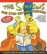 The Simpsons One Step Beyond Forever: A Complete Guide to Our Favorite-ExLibrary