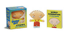 Family Guy Stewie's World Domination Kit BRAND NEW by Seth MacFarlane (Mixed me.