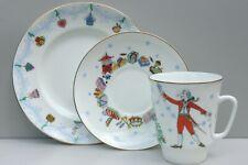 Cup&Saucer Trio BALLET NUT-CRACKER, Hand-Painted, Lomonosov Imperial Porcelain