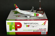 TAP Air Portugal Airbus A330-200 Reg:CS-TOP JC Wings 1:200 Diecast Models XX2453