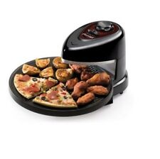 Pizzazz Plus Rotating Oven Presto 03430 Pizza New Kitchen Baking Cooker Countert