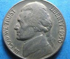 1950-P Jefferson Nickel  nice coin  free shipping