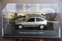 Altaya 1:43 Scale IXO Chevrolet Kadett 1991 Diecast Models Cars Toy Gift