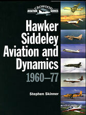 More details for hawker siddeley aviation and dynamics, 1960-77 by stephen skinner