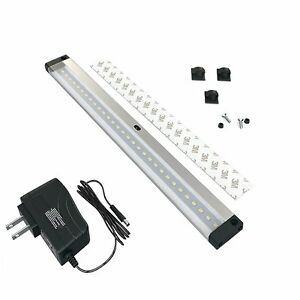 EShine 12 inch Panel LED Dimmable Under Cabinet Lighting Kit - Cool White