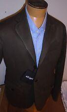 Allegri Poly-Blend  Blazer Jacket NWT Euro 54  US  44 Dark Olive Green  $835