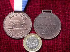 Replica Copy Soochow Creek Medal 1937-Royal Welsh & Ulster Rifles Shanghai USMC