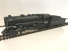 Rivarossi #102 Steam Engine 0-8-0 & Pennsylvania Tender - HO Scale - Tested Runs