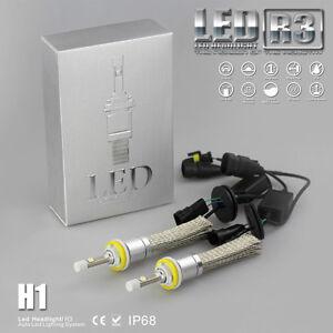Set Mtec R3 Canbus LED Head Light 9005 HB3 12v 4800 Lumen The More Powerful