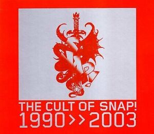 SNAP THE CULT OF SNAP 1990 2003 CD SIGILLATO