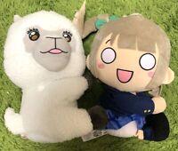 Vol.2 Stringed Mascot 3types Set 13cm Idolish7 Kiradoru Plush Toy Second BEAT