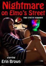 Nightmare On Elmo's Street (DVD) Bill Zebub, Erin Brown